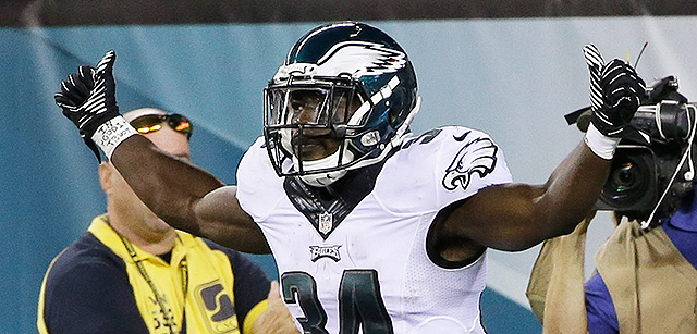 [CSNPhily] Gunn's bullet points: Return of Barner; McNabb's take on the Eagles