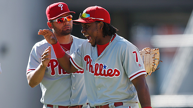 [CSNPhily] Phillies have plenty of reason's for optimism at this year's All-Star break