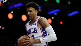 [CSNPhily] Matisse Thybulle continues to crush every opportunity Sixers give him