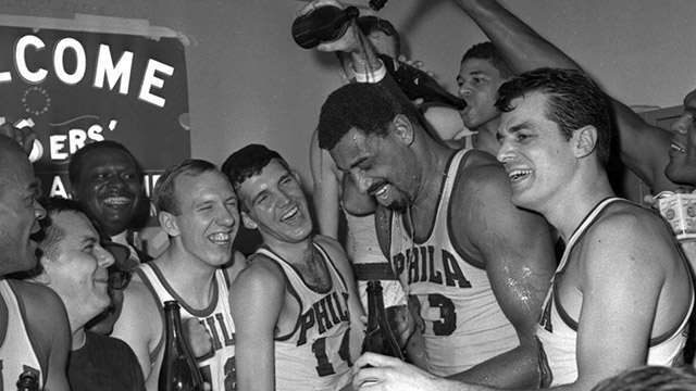[CSNPhily] Sixers' '66-'67 team reflects on success of 'best team ever'