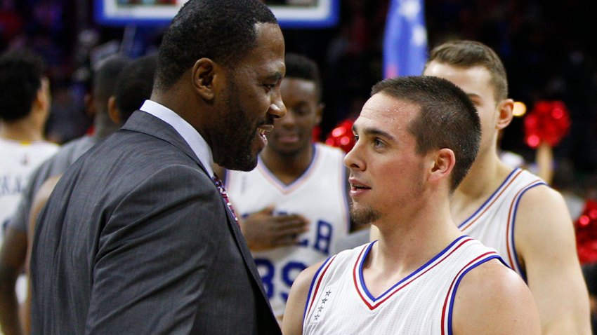[CSNPhily] Elton Brand's respected career as a player is what Sixers need right now in a general manager