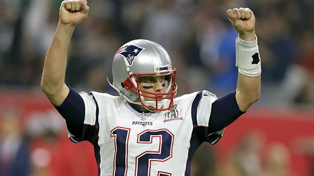 [CSNPhily] Super Bowl LI: Tom Brady wins 4th career Super Bowl MVP