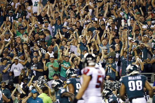 [CSNPhily] Philly fans booed the Super Bowl champs last night ... so what?