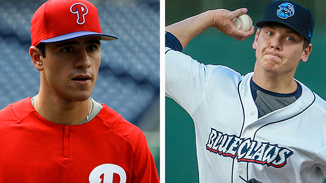 [CSNPhily] Countdown to Clearwater: A peek at a few Phillies prospects