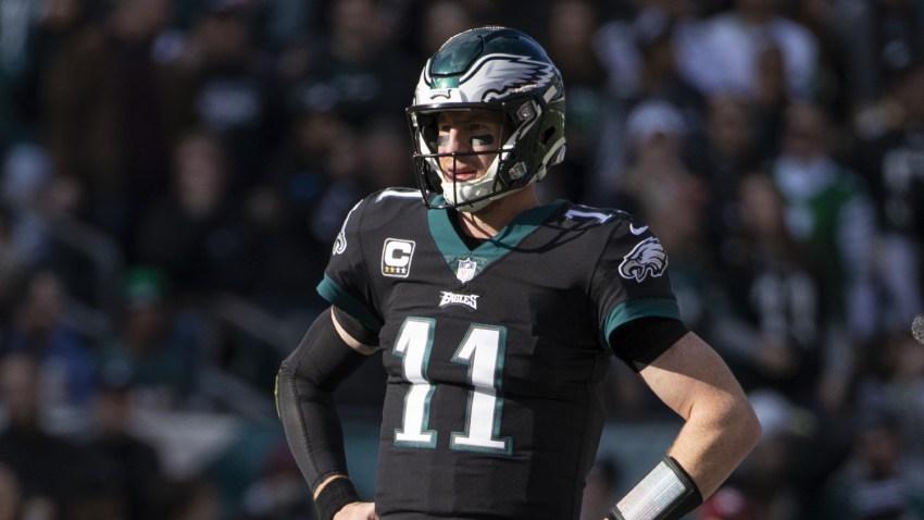 Eagle Eye Podcast How Concerning Is Carson Wentz S Injury History Nbc10 Philadelphia