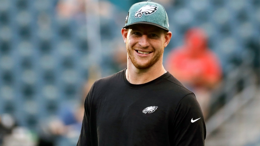 [CSNPhily] The biggest silver lining from Carson Wentz's long rehab