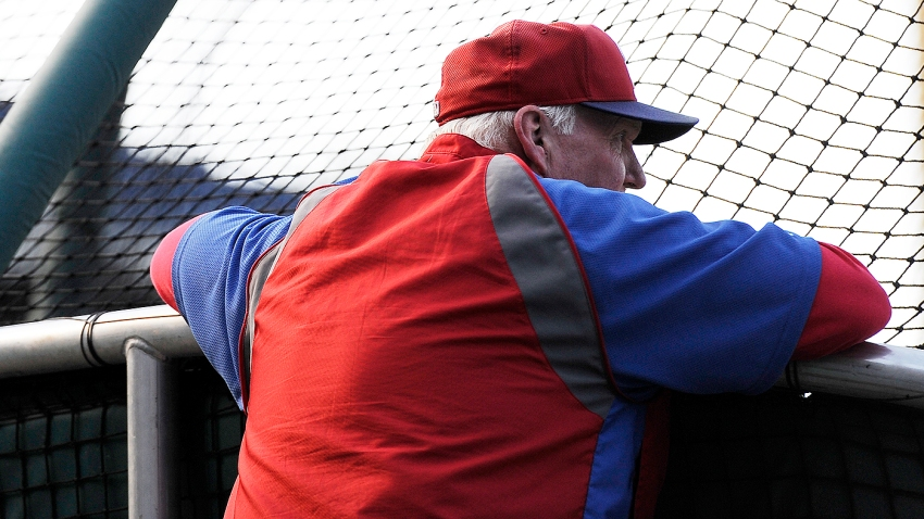 [CSNPhily] Charlie Manuel is back to do what he does best: Break tension and build confidence - can it save a team?