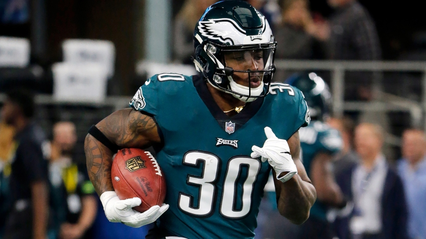 [CSNPhily] Eagles injury update: Eagles are thin at running back this week