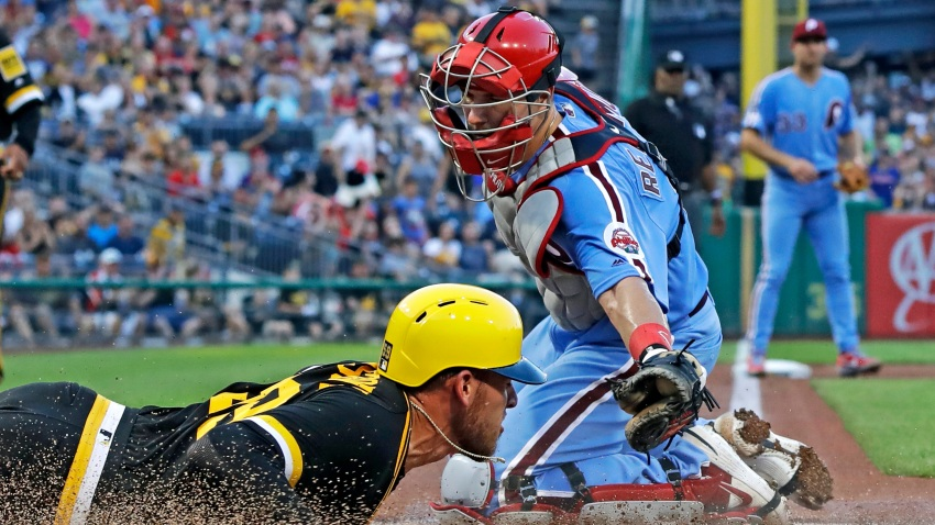 [CSNPhily] Pirates 5, Phillies 1: Phillies' bats cool off on throwback night in Pittsburgh
