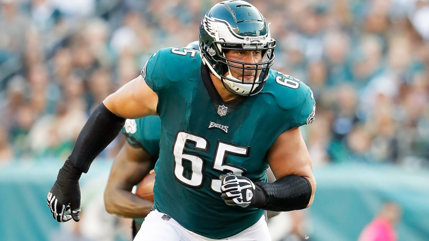 [CSNPhily] Eagles OL coach Jeff Stoutland not ready to rule out Lane Johnson for Sunday