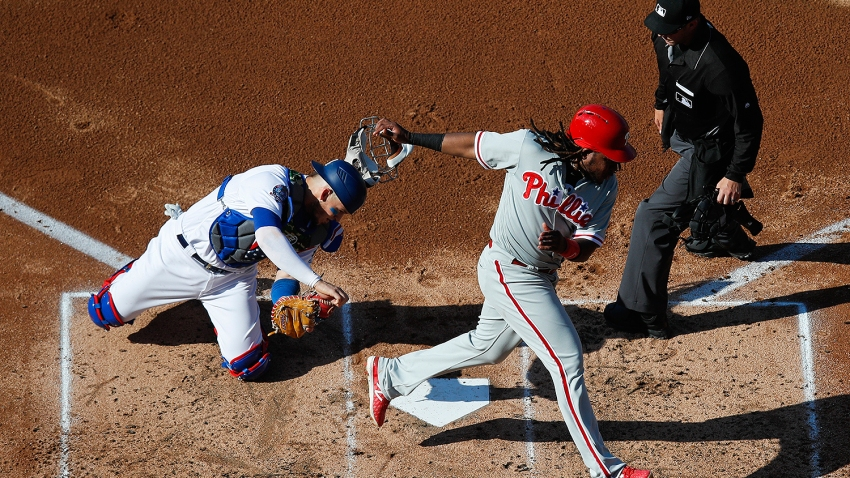 [CSNPhily] Maikel Franco hits walk-off home run as Phillies rally for thrilling win over Marlins