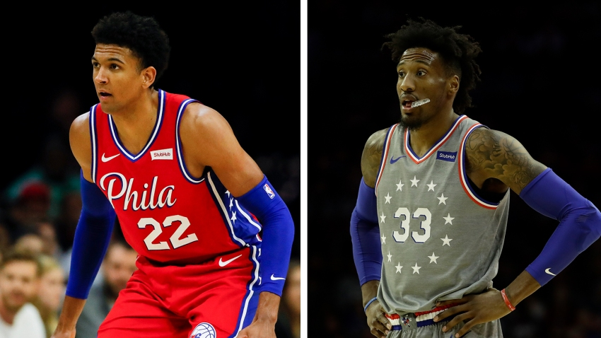 [CSNPhily] Matisse Thybulle, who reminds Joel Embiid of Robert Covington, could be key piece of Sixers' colorful bench