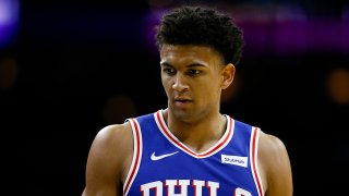 [CSNPhily] In Ben Simmons and Matisse Thybulle, Sixers have options who can hang with perimeter scorers