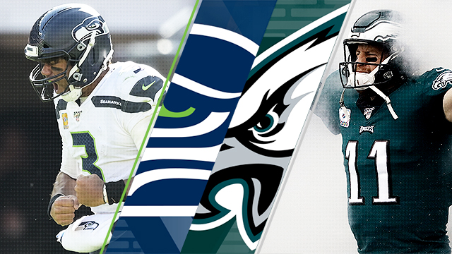 [CSNPhily] Eagles vs. Seahawks live: Highlights and analysis from NFL Week 12 game