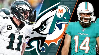 [CSNPhily] Eagles at Dolphins live: Highlights and analysis from NFL Week 13 game