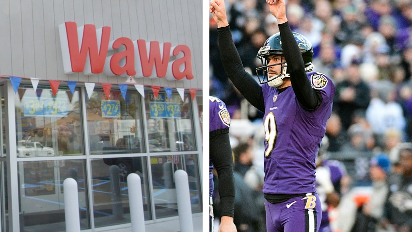 [CSNPhily] Wawa is cheating on us with the Baltimore Ravens