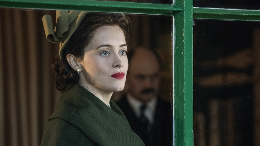 """Claire Foy - """"The Crown"""""""