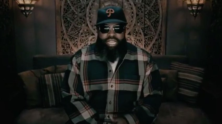[CSNPhily] Blackthought's Villanova hype video dominated like Donte