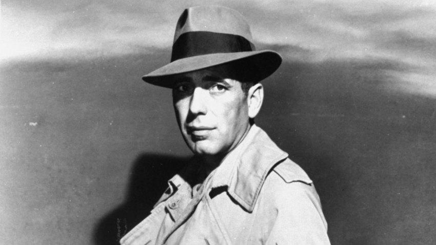 BOGART MALTESE FALCON Casablanca