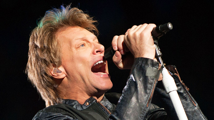 "Bon Jovi ""Because We Can: The Tour"" In Toronto"