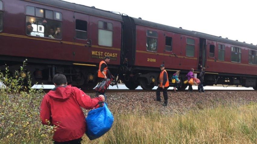 Britain Hogwarts Express