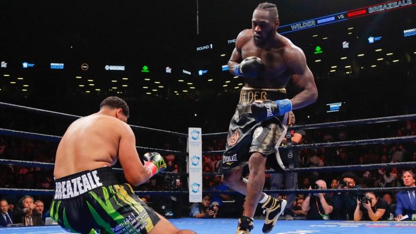 Breazeale Wilder Boxing
