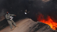Army Veterans, Already Ill From Burn Pits, Now Fear COVID-19