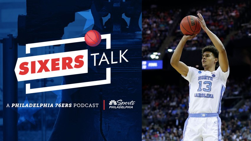 [CSNPhily] Sixers Talk Podcast: #RunItBack? Which draft prospects should the Sixers target?
