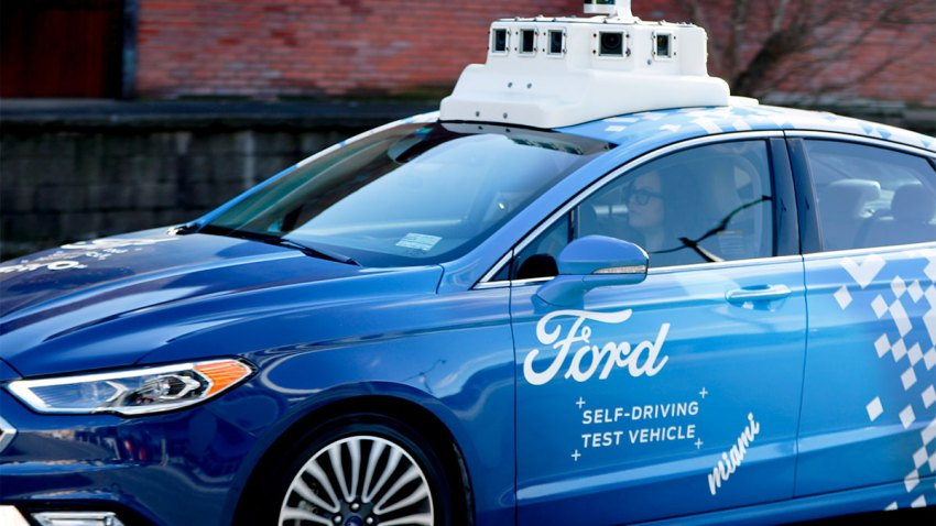 Autonomous Vehicles Not Ready Yet