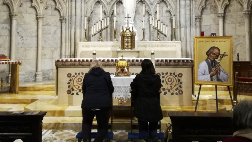Catholic Heart Relic