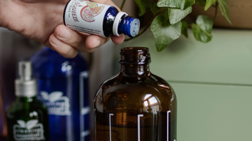 Homes Homemade Cleaning Products