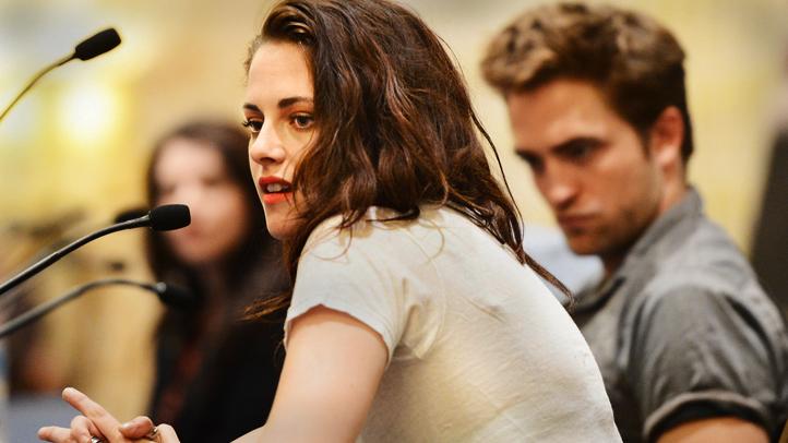 Stewart and Pattinson.