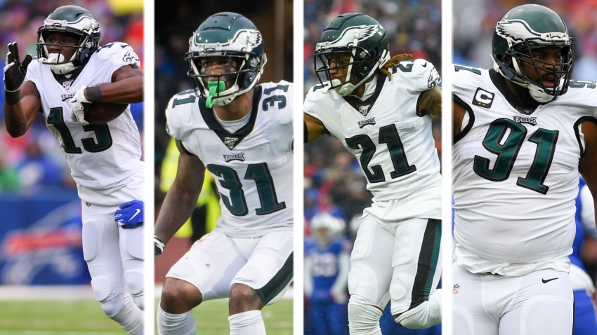 [CSNPhily] The 5 biggest questions about the Eagles after the bye week