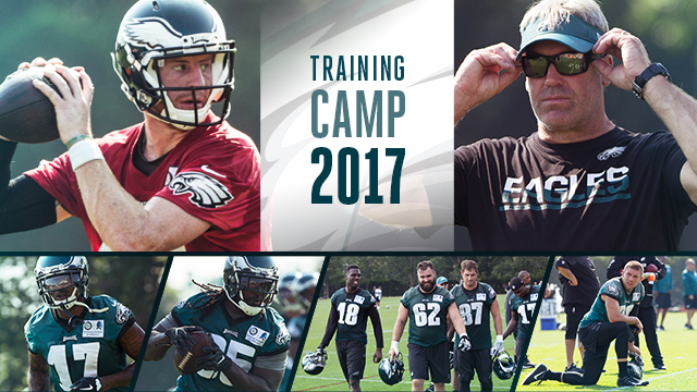 [CSNPhily] 10 Eagles to watch during 2017 training camp