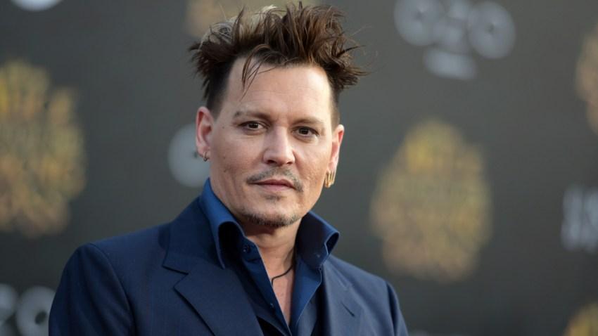 Film-Fantastic Beasts-Johnny Depp