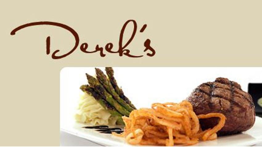 dereks restaurant facebook