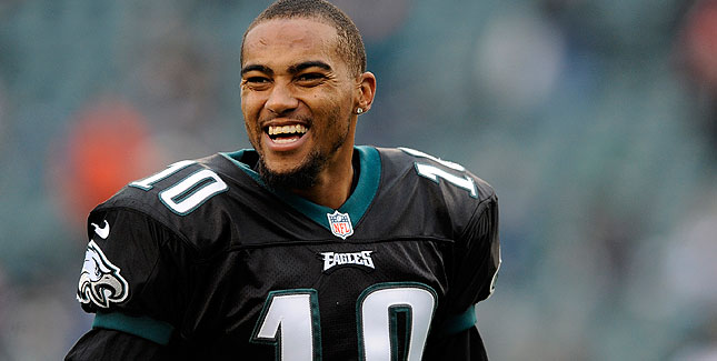 [CSNPhily] Eagle Eye Podcast: DeSean Jackson speaks; why no RB signing? Let's laugh at the Giants!