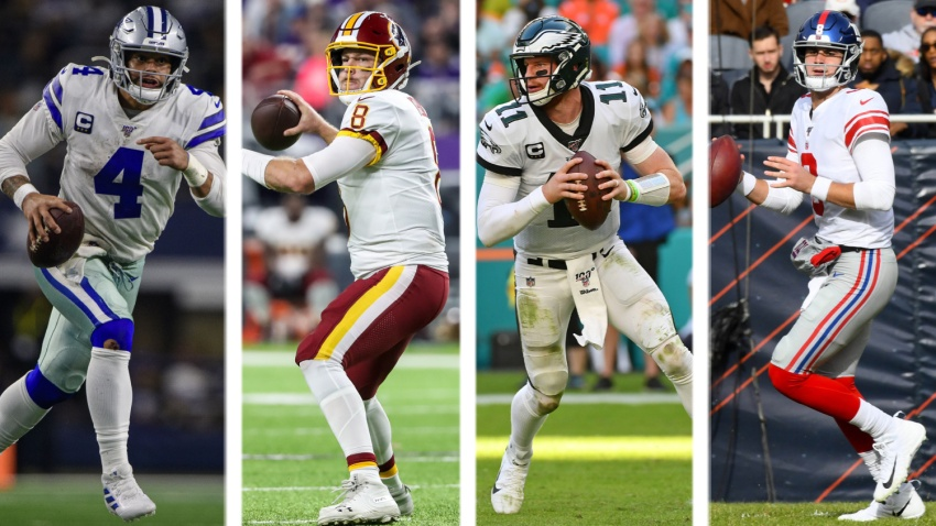 [CSNPhily] NFL Playoff Picture: Yes, the Eagles are still alive in the playoff race