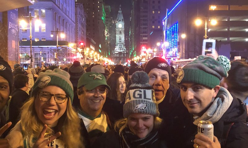 [CSNPhily] Eagles Super Bowl win created memories of a lifetime for Philly fans