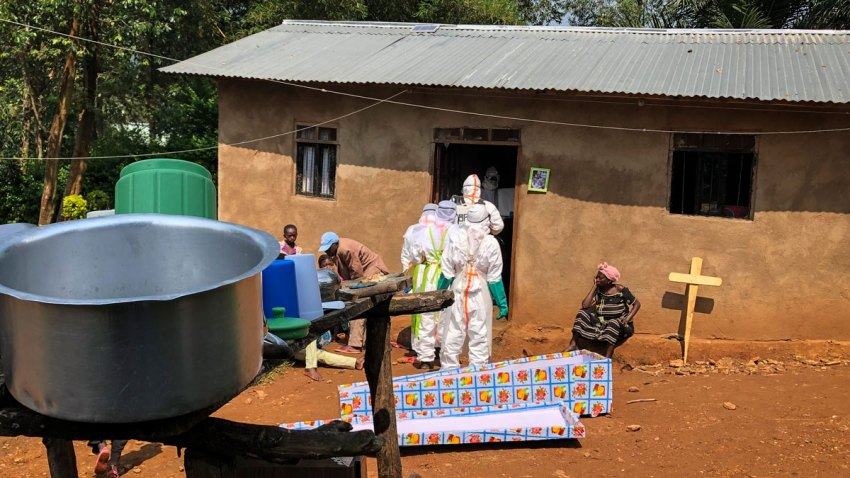 Congo Ebola Violence