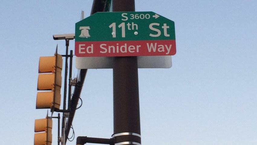 Ed Snider Way