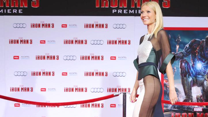 World Premiere of Iron Man 3