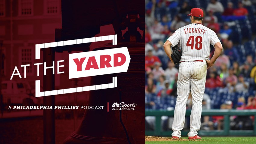 [CSNPhily] At The Yard Podcast: What now for the rotation? Potential trade targets
