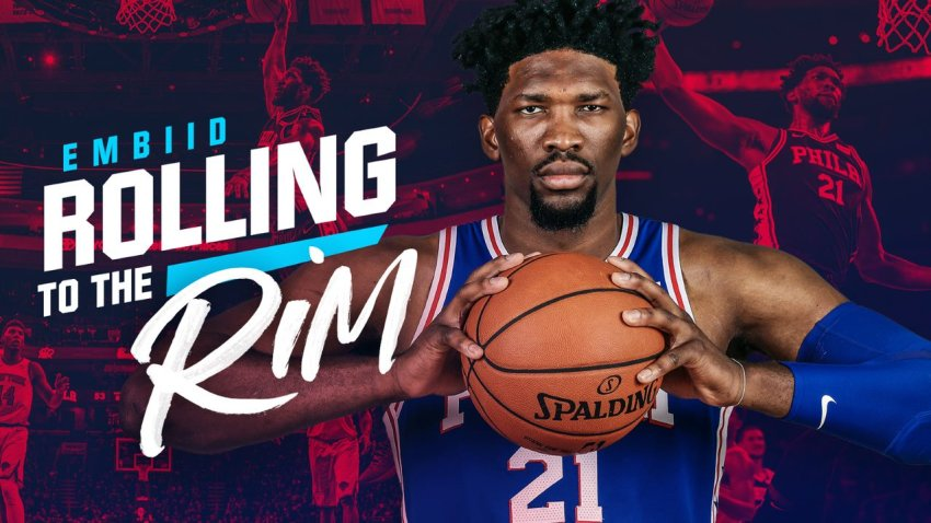 [CSNPhily] How Joel Embiid can improve with the subtleties of screening and rolling