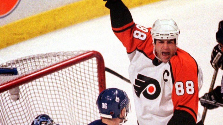 [CSNPhilly] Flyers to retire Eric Lindros' No. 88 on Jan. 18