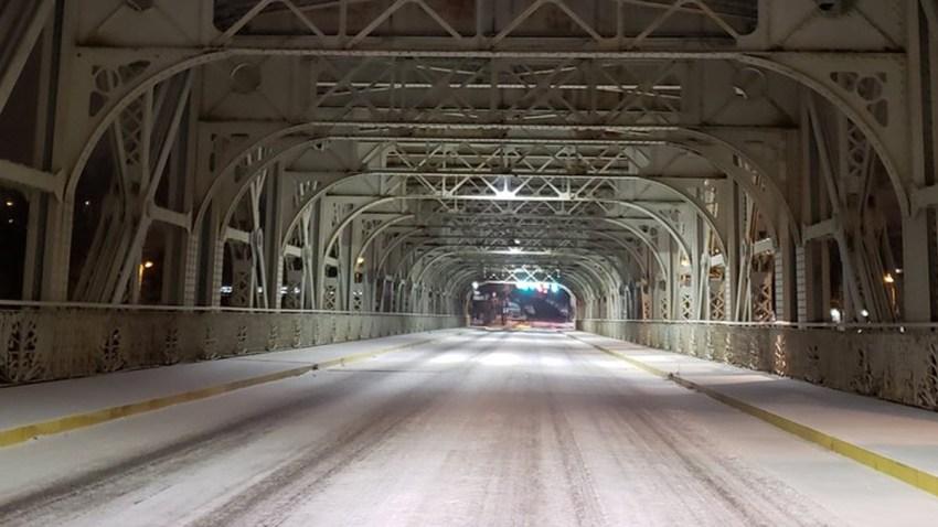 falls bridge snow 01132019