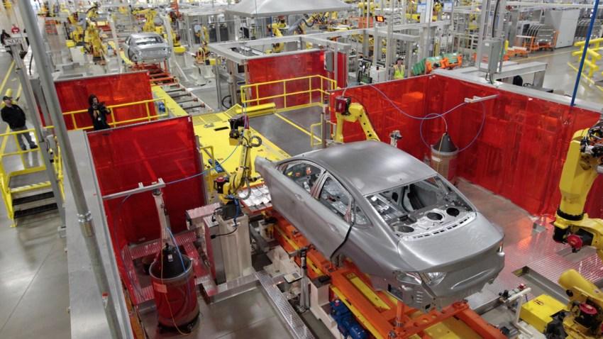 Fiat Chrysler Tax Credits