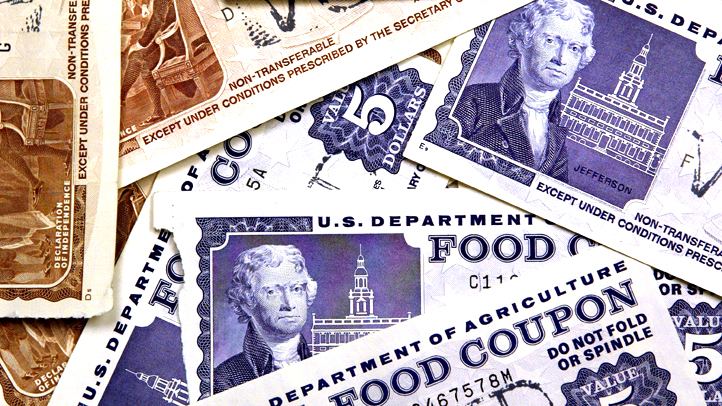 Food Banks Fear Effect Of Cut In Food Stamps Nbc10