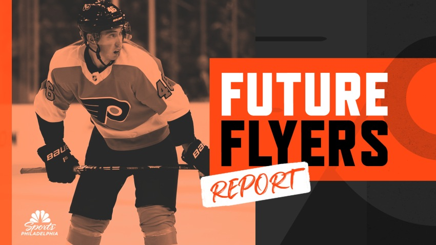 [CSNPhilly] Future Flyers Report: A closer look at the current Phantoms, NCAA and beyond