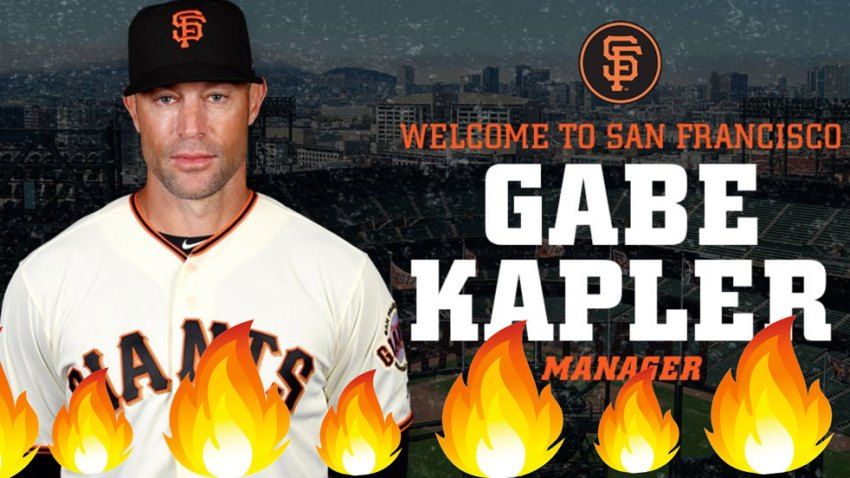 [CSNPhily] Giants fans seem to absolutely hate the Gabe Kapler hire